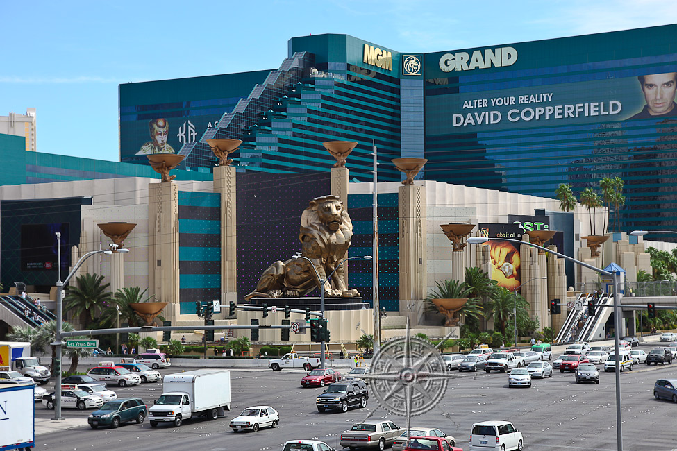 MGM Grand Hotel and Casino 4* (Лас-Вегас) - Отзывы