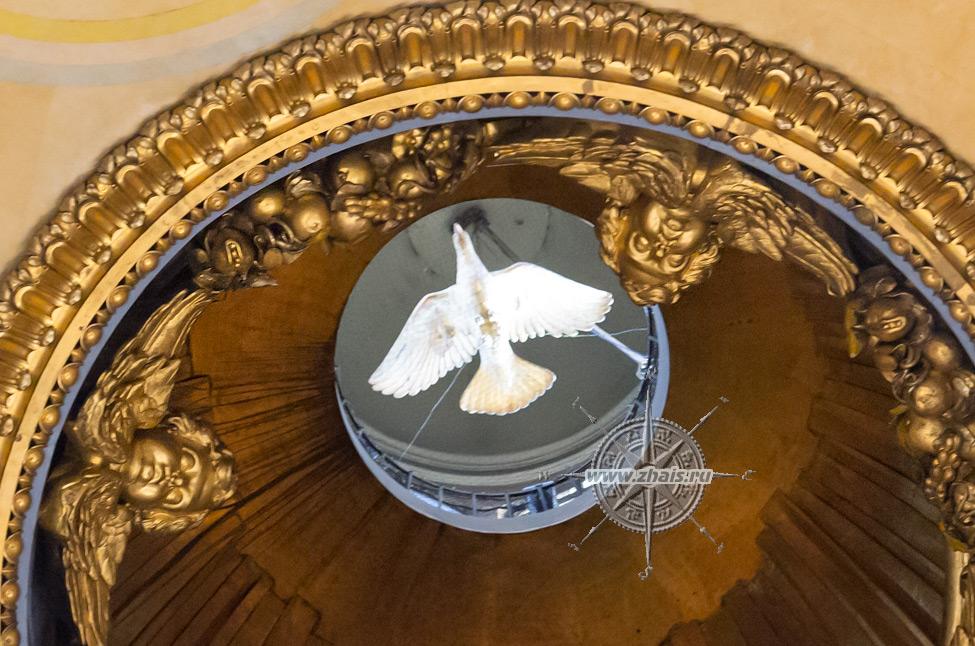 Реконструкция системы отопления Исаакиевского собора - Здания ... | 646x975