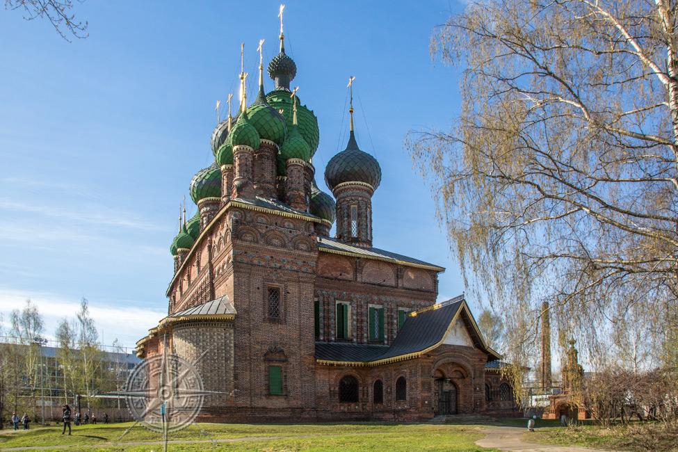 Сбитые купола  ПравославиеRu